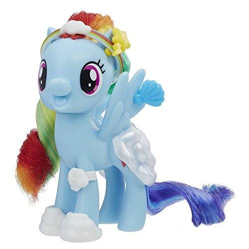 my little pony rainbow dash moda muñecas y accesorios