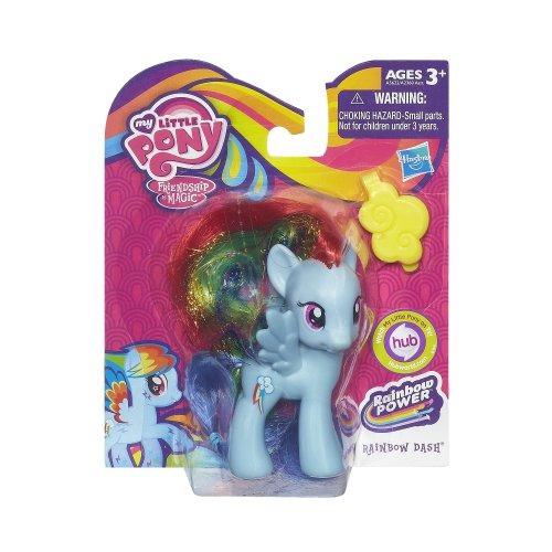 my little pony rainbow power rainbow dash figura muneca