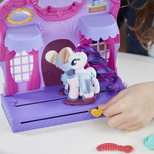 my little pony rarity vestidor magico (1433)