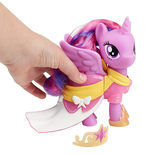 my little pony snap on fashion twilight sparkle