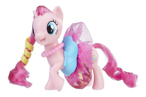 my little pony sparkling & spinning pinkie pie (1461)