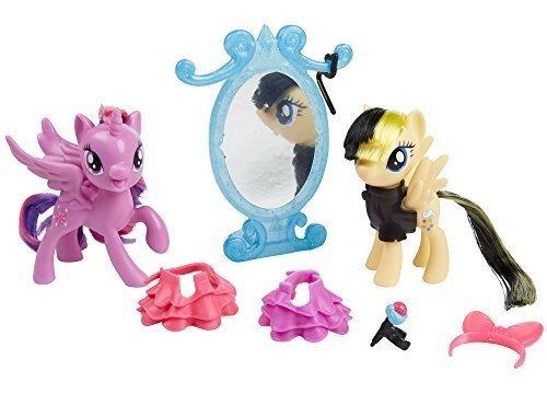 my little pony twilight sparkle - conjunto de amigos del fes