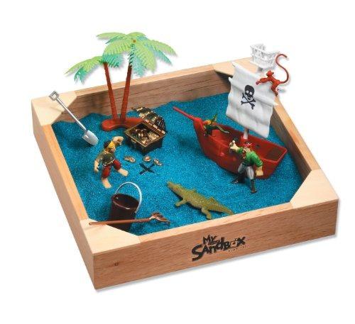 my little sandbox - ¡piratas ahoy! juego set