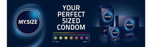 my size 69 - 36 condones de talla - unidad a $1917