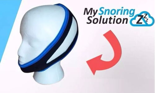 my snoring solution banda anti ronquido ortopedido