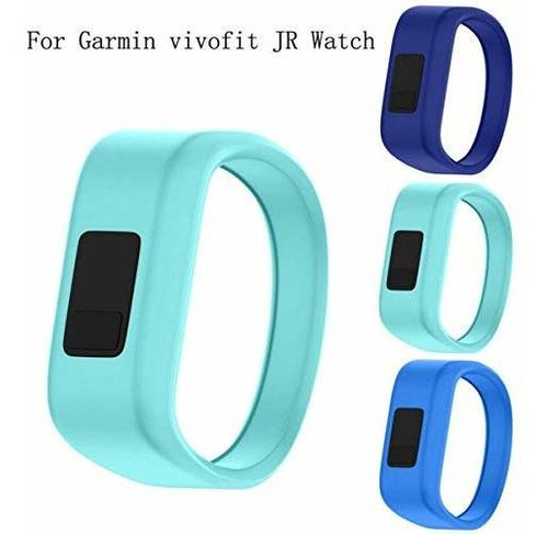 myfitbands correa de repuesto para garmin vivofit jr jr2 jun