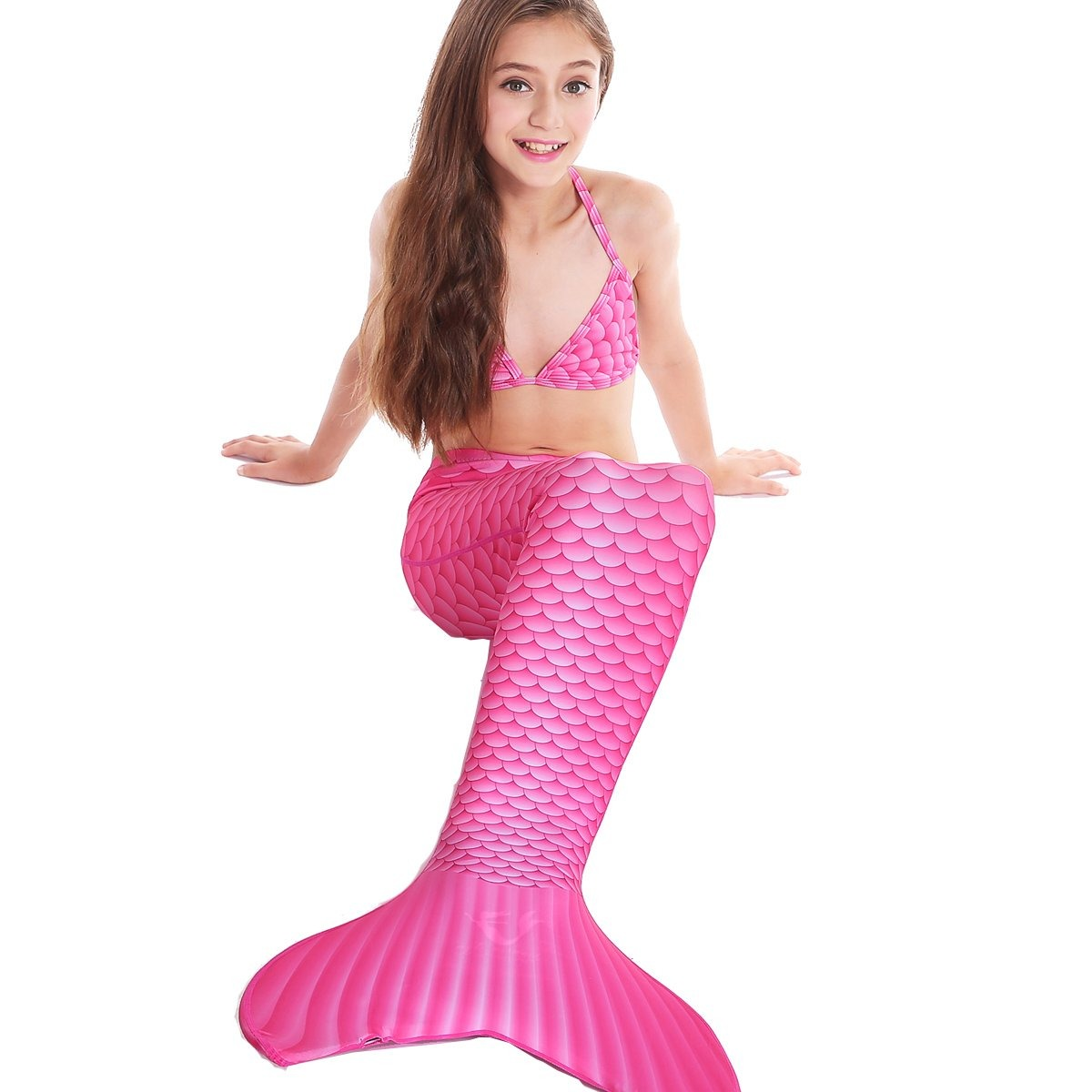 Myle Mermaid Lycra Tamaño De La Cola De Sirena Para Niños - S/ 438 ...