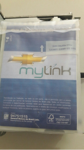 mylink my link chevrolet prisma 2013 com manual