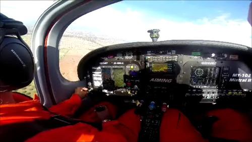 mylius my-103-200. avión acrobático