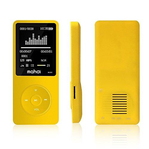 mymahdi mp3 mp4 reproductor integrado en la 8gb soporte para
