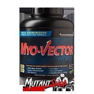 myo-vector vegan 3 lbs