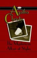 mysterious affair at styles, agatha christie