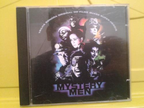 mystery men - quase super-herois