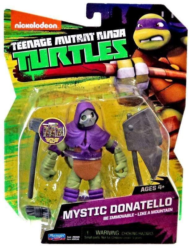 Mystic Donatello Tartarugas Ninjas Serie Do Desenho Animado R