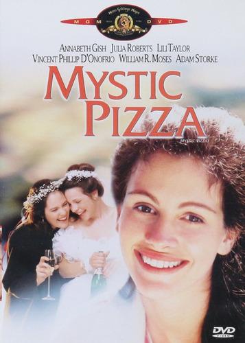 mystic pizza dvd julia roberts,lili taylor,adam storke