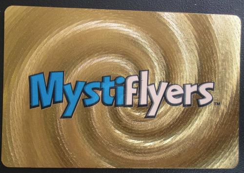 mystiflyers magia trucos niños carta que vuela! envío gratis
