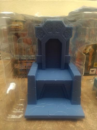 myth cloth ex jp poseidón imperial throne set con túnica