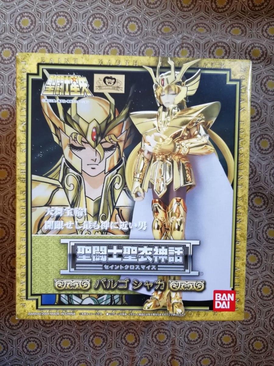 Myth Cloth Shaka Virgo + Appendix Japones - S/ 420,00 en Mercado Libre