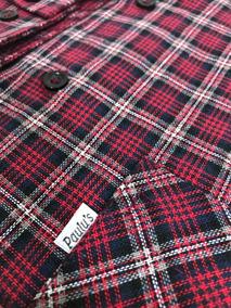 b8351cc674 Camisa Xadrez Plus Size - Calçados