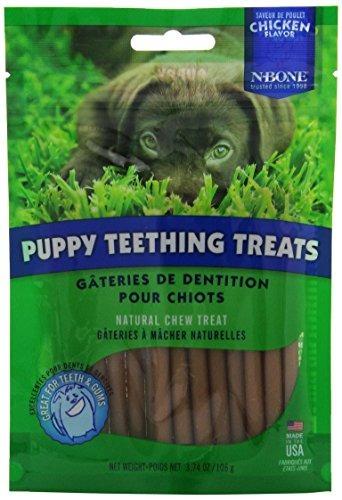 n-bone puppy dentición trata