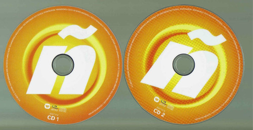 ñ exitos del año en español cd doble nacional ed 2000  idd
