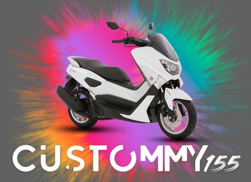 n-max abs ed.my custommy 155