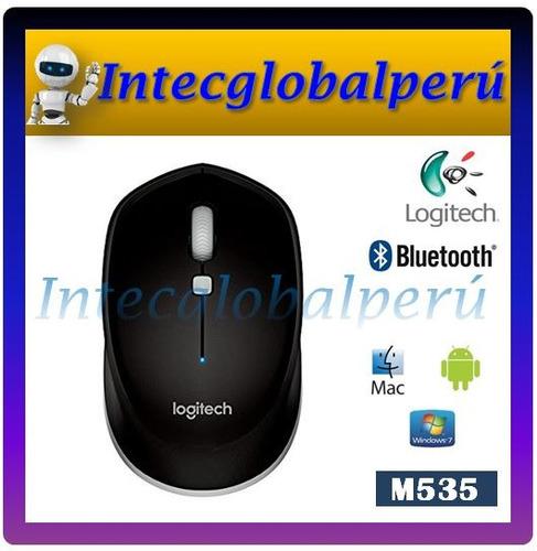 n mouse bluetooth logitech m535 para windows android mac