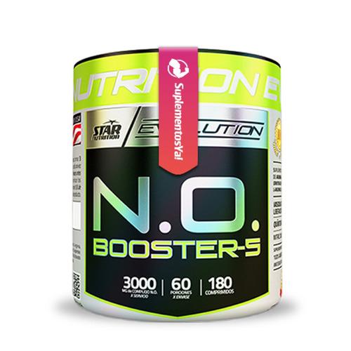 n o booster 5 star nutrition palermo | suplementos ya!