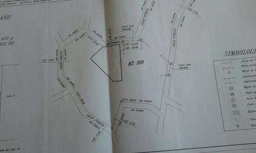 nº ref: 834 venta de terreno en punilla bialet masse