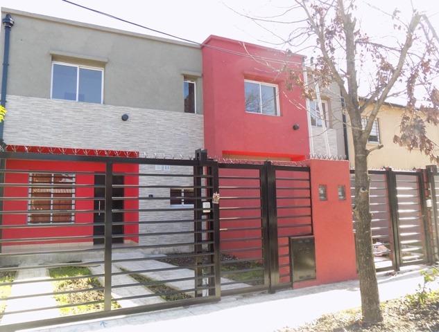 n126 - ituzaingó norte - duplex casa a estrenar