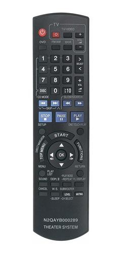 n2qayb000289 reemplazado en forma remota para panasonic dvd