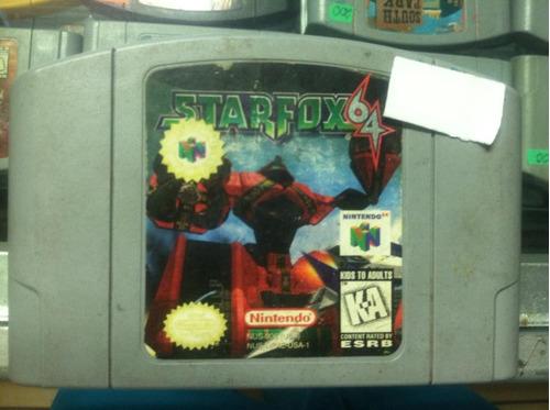 n64 star fox 64