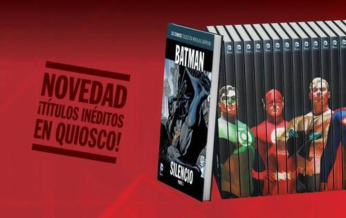 nº64 supergirl dc comic novelas graficas - salvat