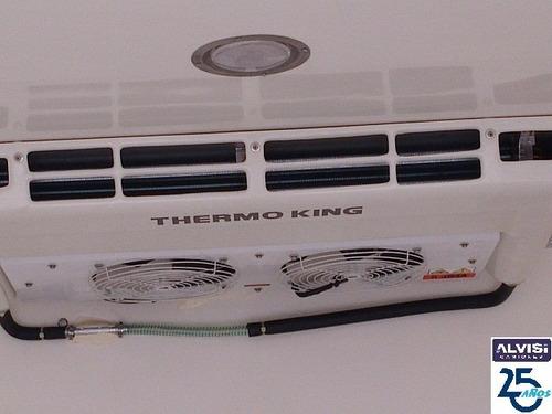 n900 full c/ furgón congelados equipo thermo king -18º + iva