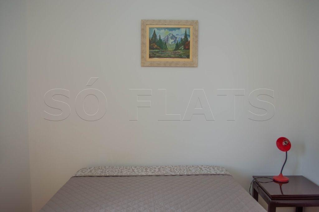 na bela vista, ótima opção, flat de 02 dorms - sf27363