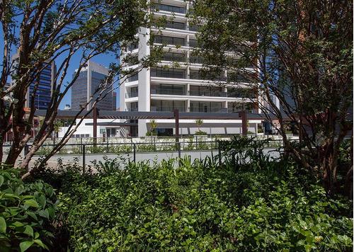 na vila olímpia flat com excelente localização 61m² - sf23684