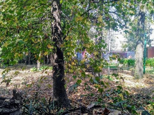 nabor carrillo, olivar de los padres   terreno 750 m2