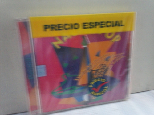 nacha pop. bravo!!. cd.