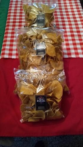 nachos y garnachas tortillas