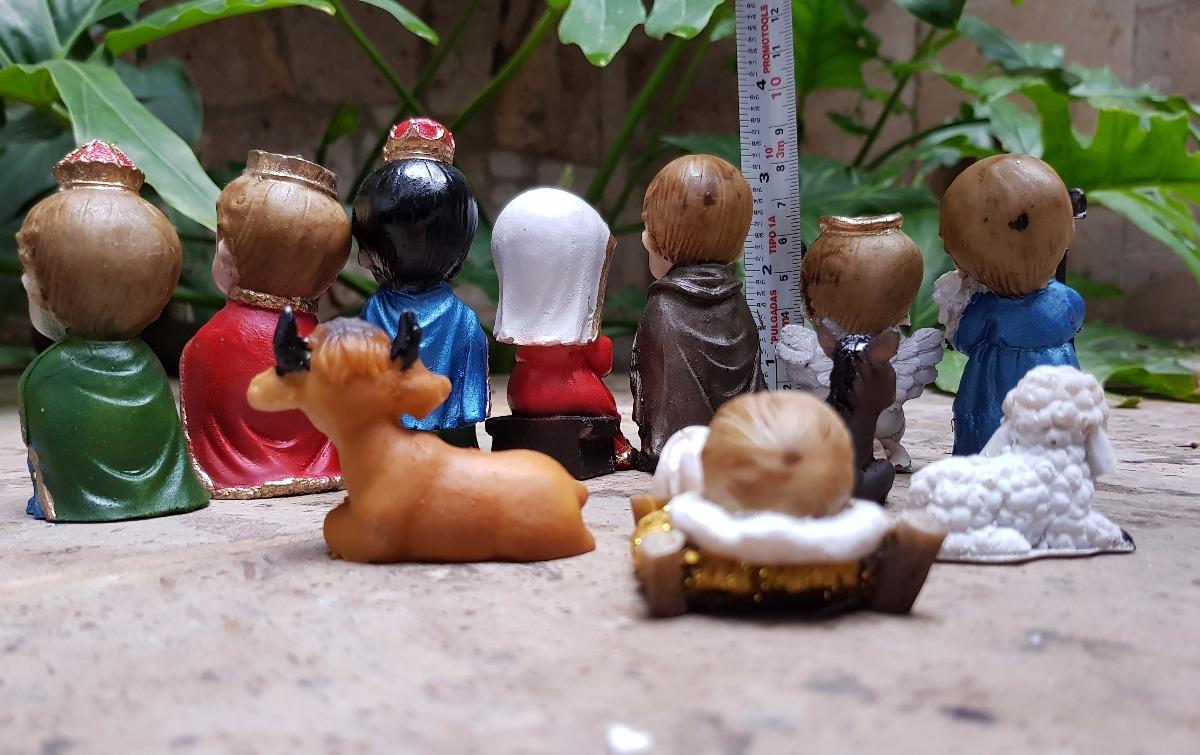 Nacimiento Artesania Mexicana Hecho A Mano Navidad