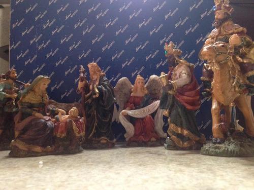 nacimiento de cerámica
