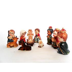 7af35eae6f9 Nacimiento Miniatura Chico (5 Cm) Navideño Religioso