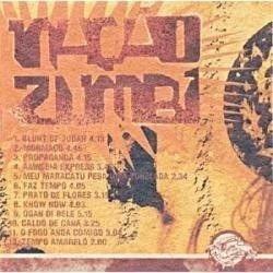 nação zumbi blunt of judah cd original novo