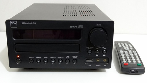 nad c715 cd player receiver