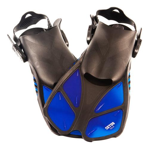 nadadeira de natação cetus gills
