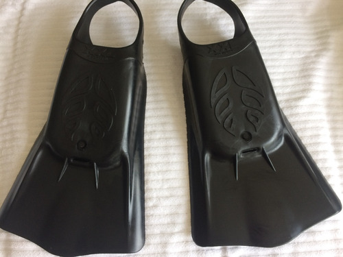 nadadeira pé de pato bodyboard natação 39/40 - l