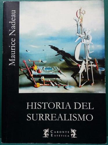 nadeau - historia del surrealismo