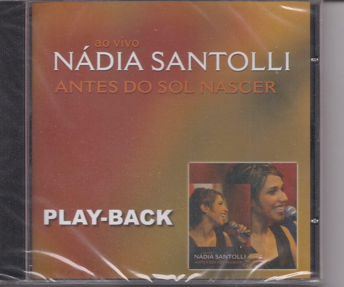 cd nadia santolli antes do sol nascer playback