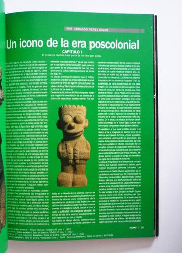 nadin ospina elogio a la ironia - revista mundo número 18