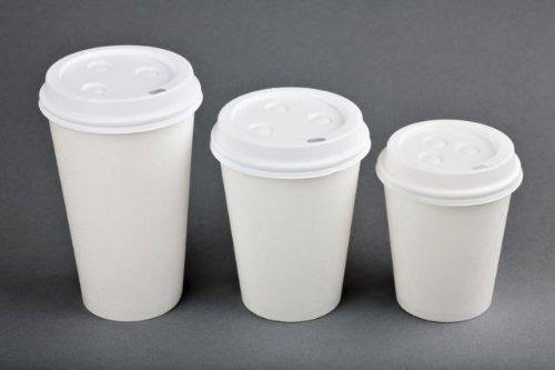 nafger ventas 100 taza de papel de café / taza desechable c